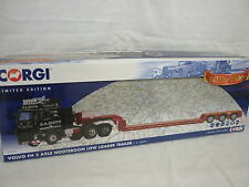 Corgi Modern Truck/Haulage CC14041 Volvo FH Nooteboom S.A Smith Mint/Boxed