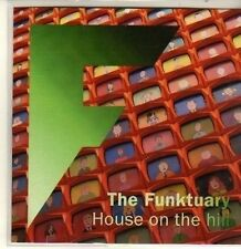(CP655) The Funktuary, House On The Hill - 2010 DJ CD