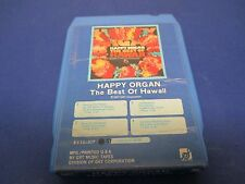 Happy Organ 8 Track The Best of Hawaii, Wishing for Hawaii,Tiny Bubbles