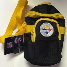 New Pittsburgh Steelers Bottle Bag Insulating Zipped Cooler