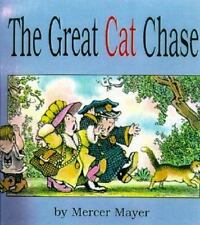 The Great Cat Chase (Mercer Mayer Picture Books)-ExLibrary