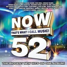 Various Artists NOW 52: Thats What I Call Music CD