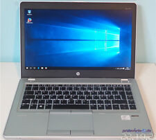 "HP EliteBook Folio 9470M - i5-3437U 14"" HD 180GB SSD 4GB Win 10 UMTS #99309"