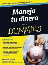 Maneja tu dinero para Dummies (Spanish Edition)-ExLibrary
