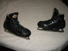 CCM TACKS 550 GOALIE SKATES MENS SIZE 6.5 D GREAT SHAPE TOP QUALITY PRICED RIGHT