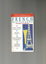 Living Language Ser.: Living Language Basic Course : French Dictionary, PB
