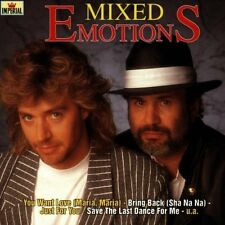 Mixed Emotions - Mixed Emotions, Best Of CD Neu