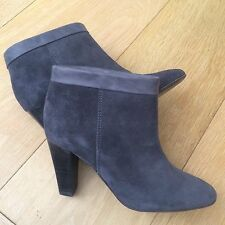 Isabel Marant Grey Suede Boots Size 41