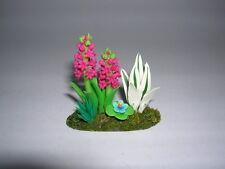 Plantas en el Jardín Different Casa de muñecas Dollhouse 1:12 Artículo D1028