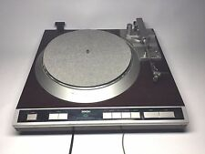 Denon DP-61F Turntable- For parts