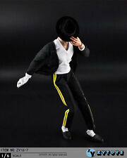 Rare 1/6 Scale Michael Jackson Break Dance Moonwalk Suit Set For Hot Toys Phicen