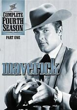 TV-Maverick - Complete 4th Season - Md2  DVD NEW