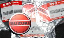 SUZUKI RV 50 RV 125 RV 90 Emblem Metall Aufkleber RV SUZUKI für Motor Badges NEW