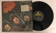 The Beatles - Rubber Soul - Vinyl LP UK Mono PMC 1267 (NM) In Shrink