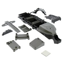 ECX Torment 2WD SCT 1/10: Chassis, Skid Plate, Electronics Cover & Battery Strap