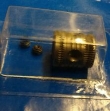 "Miller  # 136135 .030""-1/16""AL Drive roll. New in pack. Mig , spool matic gun XR"
