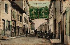 CPA  Beaurepaire (Isére) - Avenue Louis Michel   (247405)