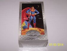 1994 SKYBOX SUPERMAN Platinum Series Collectors Edition Base Set (90 Cards) NM