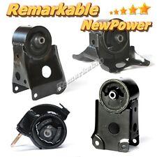 G038 Transmission Engine Motor Mount Kit 4 For 95-03 Nissan Maxima infiniti I30