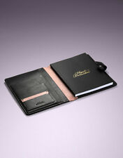 AGENT PROVOCATEUR LEATHER  FOLIO MATTE BLACK NEW RRP £155