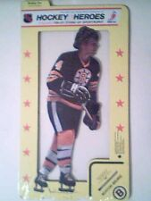 BOBBY ORR  1975/76 HOCKEY HEROES AUTOGRAPHED PIN-UP/STAND-UP SPORTROPHY
