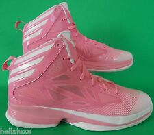 SPECIAL ED~Adidas CRAZY FAST CANCER AWARE Basketball quick Shoes adizero~Me