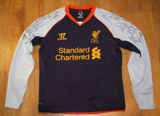 Warrior Liverpool 2012/2013 long-sleeved 3rd shirt (For height 146 cm)