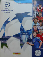 Panini Champions League 2012 2013 - 10 seleccionar sticker cl 12/13