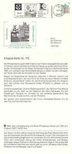 1995 GERMAN PHILATELIC CONGRESS MAXI CARD SHS