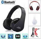 Wireless Bluetooth Foldable Stereo Headset Headphone Earphone For iPhone Samsung