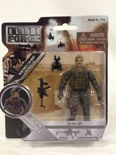 "ELITE FORCE AIR FORCE COMBAT CONTROLLER CODENAME PATRIOT 3.75"" bbi blue box"
