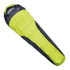 GREEN MUMMY SLEEPING BAG WARM TWO LAYER INSULATION 1.5kg ALL WEATHER 4 SEASON