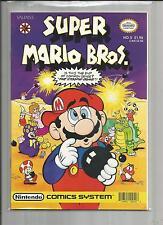 SUPER MARIO BROS #5 1990 VERY FINE 8.0