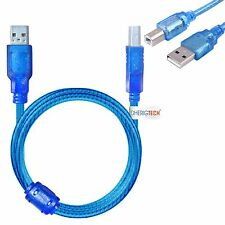 PRINTER USB DATA CABLE FOR HP LaserJet CP1025nw A4 Colour Laser Printer