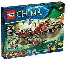 LEGO® Legends of Chima 70006 Cragger's Command Ship NEU OVP NEW MISB NRFB