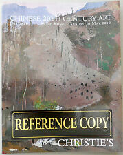 Christie's Hong Kong,CHINESE 20TH CENTURY ART,May 2010,444 Item,155 Pages,Good