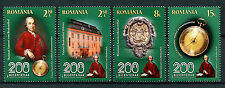 Romania 2017 MNH National Brukenthal Museum 200th Anniv 2v Set Museums Stamps