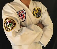 KI Int'l Wavestar Karate / Tae Kwon Do / Martial Art Gi Uniform - 15 oz / No. 10