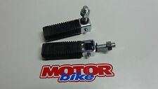 OSSA PEGS AND RUBBER METAL MOTORCYCLE OSSA