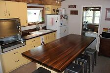 """Forever Joint Walnut Butcher Block Top 1-1/2""""x26""""x72"""" Wood Kitchen Counter top"""