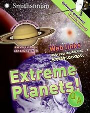 Extreme Planets Q&A (Smithsonian Q & a Series)-ExLibrary
