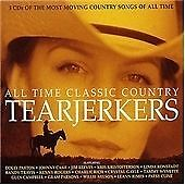 Various Artists - All Time Classic Country Tearjerkers (2003) 3 x CD Set