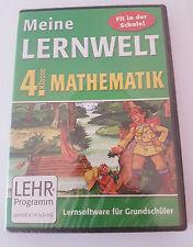 Meine Lernwelt 4. Klasse Mathematik