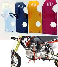 4-Stroke Dirt Pit Bike Skid Plate Skidplate Crf50 Parts Crf 50 125cc / 4 Colors