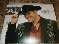 GEORGE CANYON COUNTRY MUSIC STAR AUTOGRAPHED 8 X 10 MATTE PHOTO (4) PROOF
