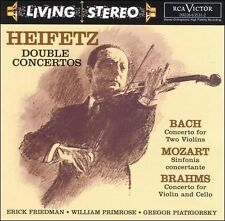 Heifetz: Double Concertos (CD, Feb-2000, RCA)