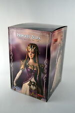 Legend of Zelda Twilight Princess Zelda Statue Figure First 4 Figures Brand New!