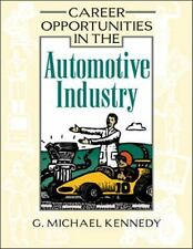 Career Opportunities in the Automotive Industry-ExLibrary