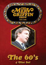Merv Griffin: Best Of The 60's (2015, DVD NIEUW)4 DISC SET