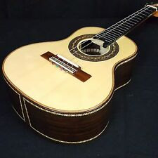 New Giannini Acoustic Cavaquinho GSM-10 Made in Brazil w/ Hard Case